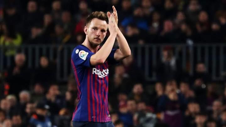 Así son los números de Ivan Rakitic en el FC Barcelona