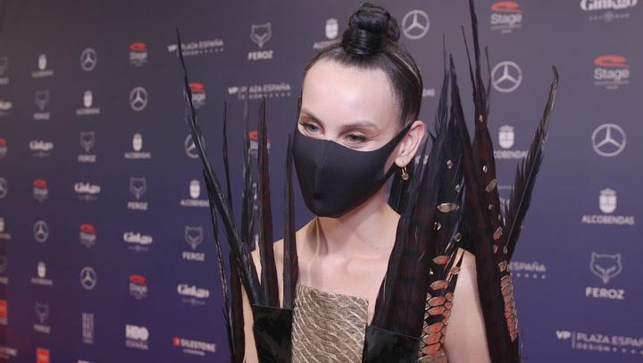 Milena Smit, entusiasmada por ser la nueva \'chica Almodóvar\': \'He conectado mucho con él\'