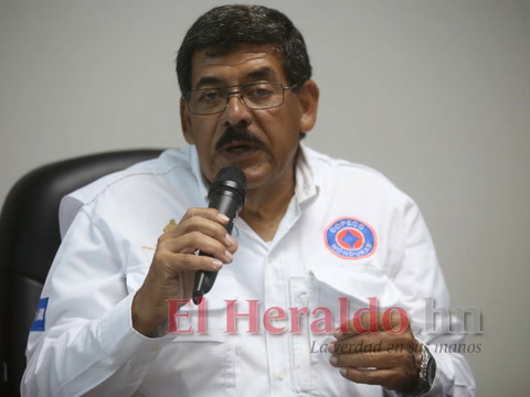 Informe del estado de salud de Carlos Cordero, ministro de Copeco