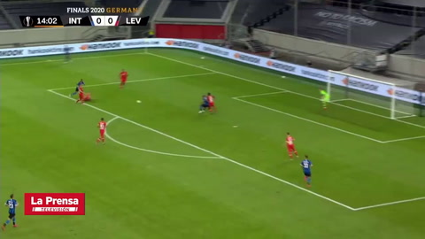 Inter 2 - 1 Bayer Leverkusen (Uefa Europa League)