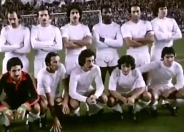 Gol decisivo de Gregorio Benito ante el Porto en 1979