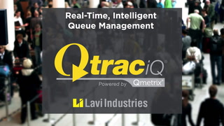 Qtrac iQ® Intelligent Queue Management