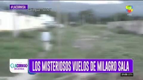 La Justicia investiga 80 viajes al exterior de Milagro Sala