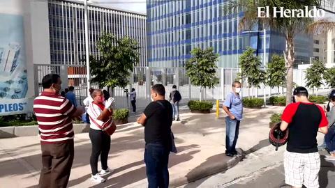 Centro Cívico Gubernamental comienza a recibir sospechosos de covid-19