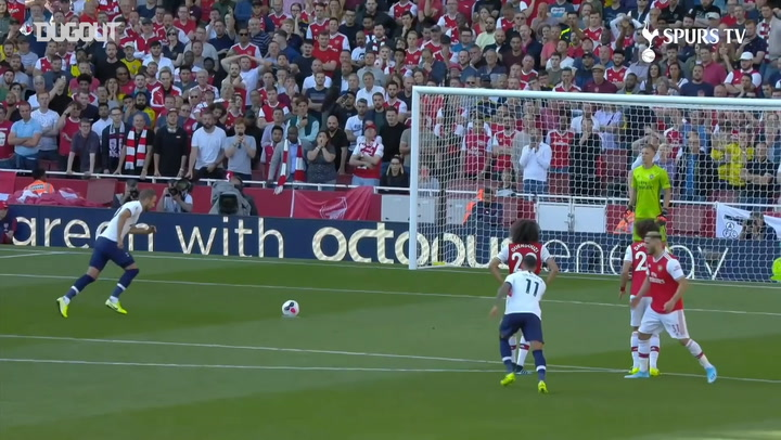 All Harry Kane's 2019-20 Premier League goals