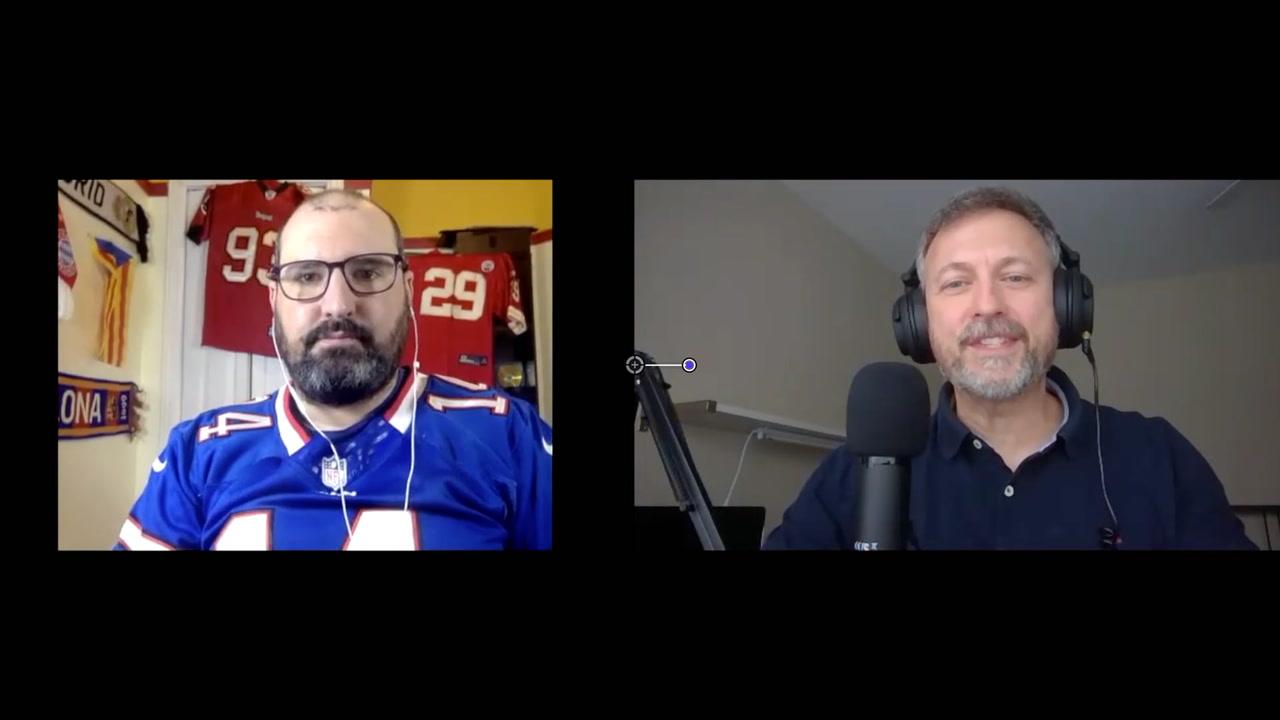 Mahomes contre Brady au Super Bowl 55 [BALADO AUDIO ET VIDÉO]