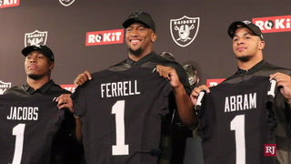 Raiders have 12th and 19th draft picks, what did other teams do with those spots? – Video