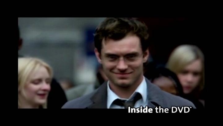 Closer - Inside the DVD