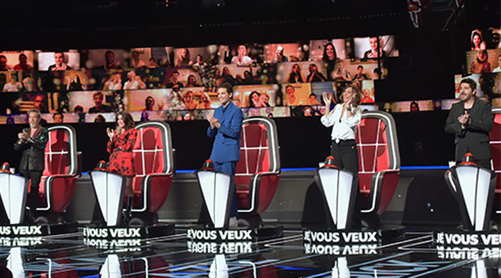 Replay The voice all stars, the late show - Dimanche 10 Octobre 2021