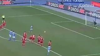Con un doblete de Lorenzo Insigne, Napoli venció 2-0 al Perugia