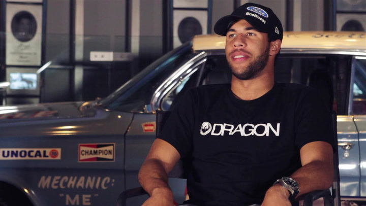 Heavy Metal Gets Bubba Wallace Ready To Race