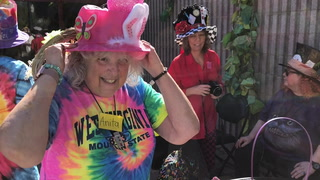 Easter egg hunt for grownups at Winchester Cultural Center