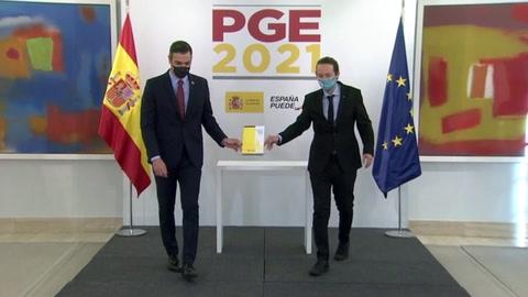 Plan de presupuestos expansivo en España para plantar cara al virus
