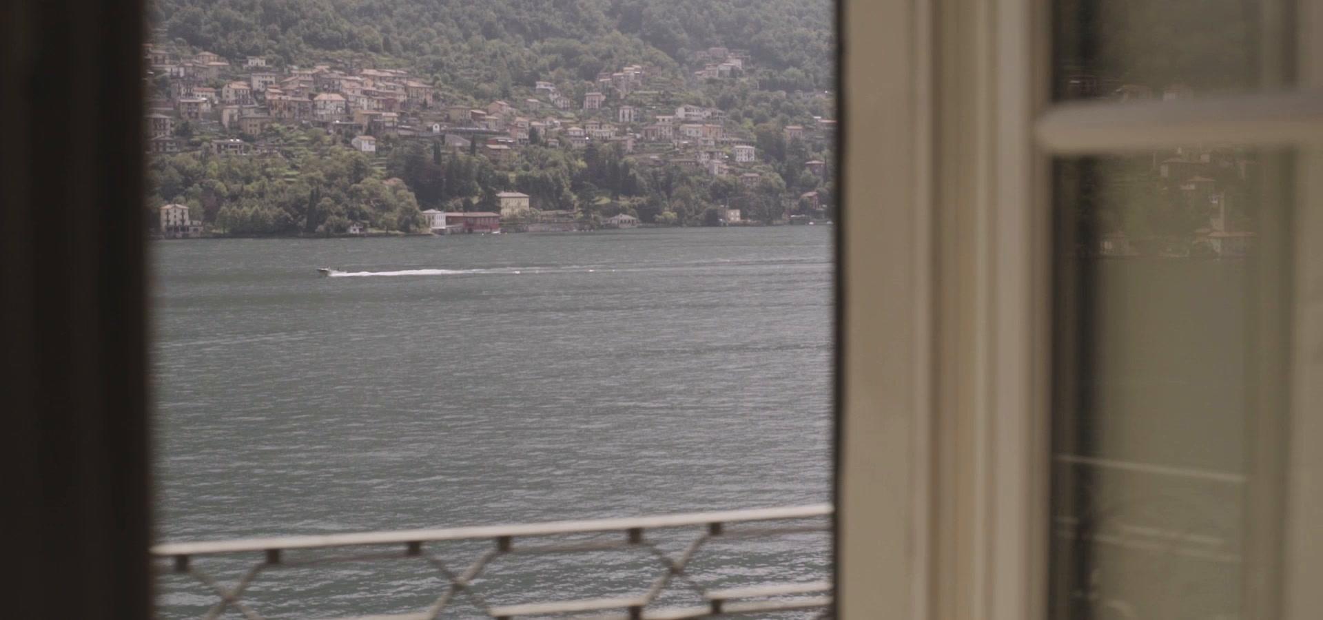 Thomas  + Evgenia | Como, Italy | A Villa