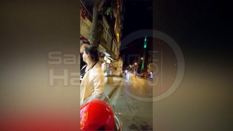 Un hombre transmitió en vivo el momento en que fue brutalmente atropellado