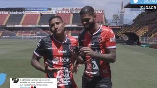 El divertido video de Alajuelense sobre los hondureños que