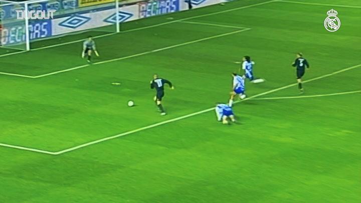 El hat-trick de Ronaldo Nazário contra Alavés