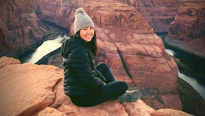 Muere una bloguera de viajes tras perderse en la montaña