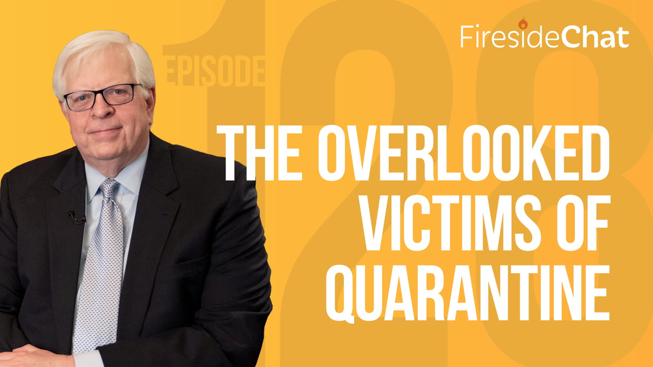 Ep. 128 — The Overlooked Victims of Quarantine