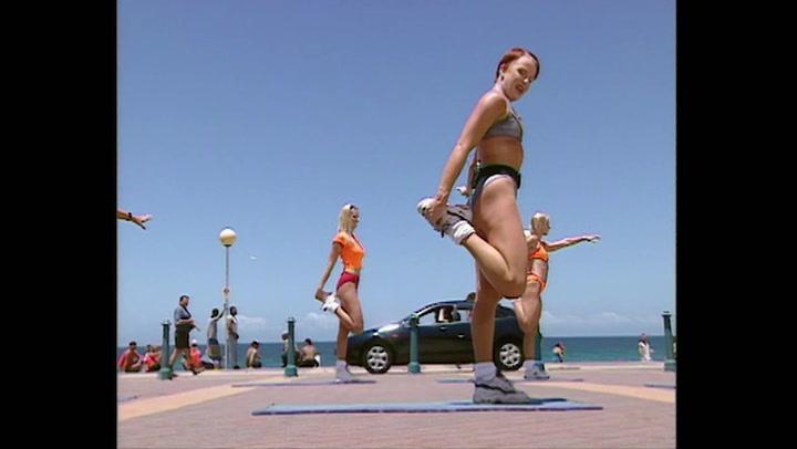 Michelle - Bondi Beach - High-Low Workout