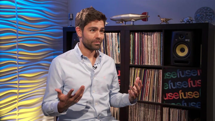 Adrian Grenier Shares Practical Acting Tips: Famous Advice