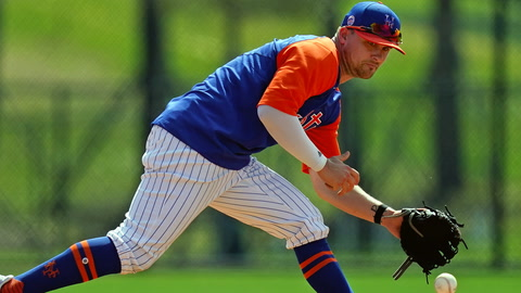 If J.D. Davis doesn't work out as Mets' 3rd baseman, what are the other options?