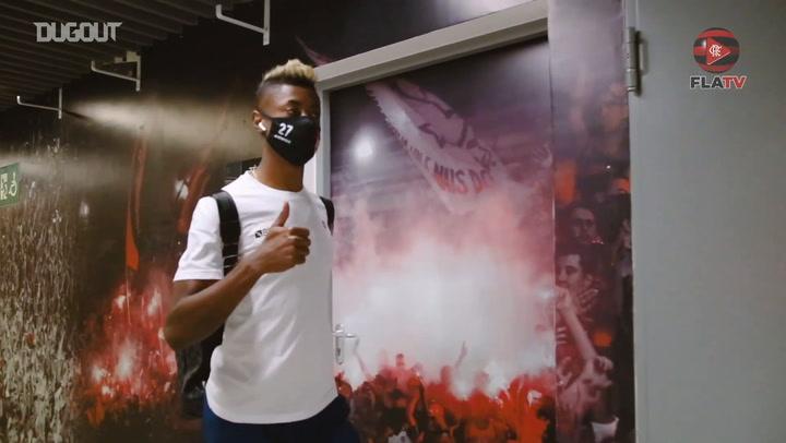 Behind the scenes of Flamengo's incredible comeback vs Bahia