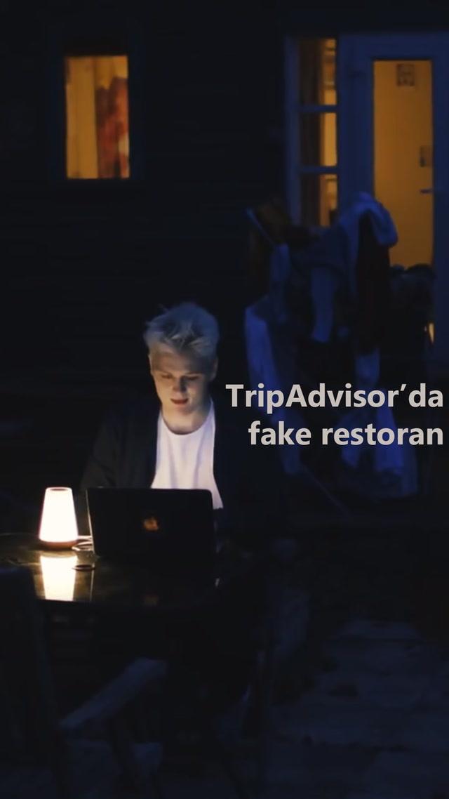 TripAdvisor'ın bir numaralı 'fake' restoranı nasıl olunur?