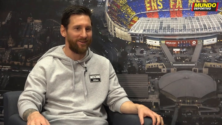 A Messi le gustaría que Neymar vuelva al Barça