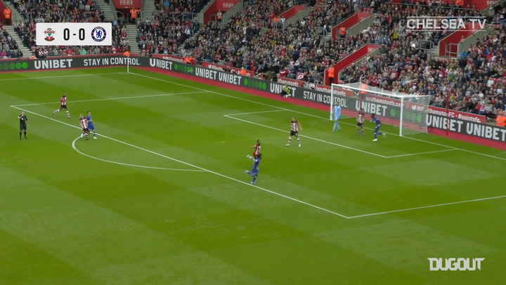 Chelsea hammer Southampton 4-1 at St Mary's