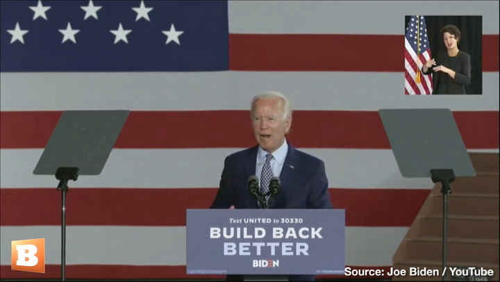 Joe Biden Vows 'End to the Era of Shareholder Capitalism'