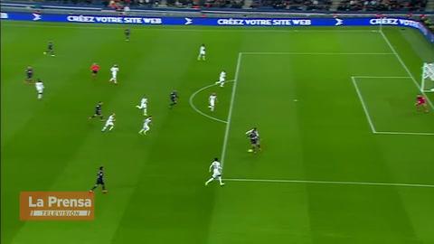 Golazo de Neymar  a Guingamp por Liga de Francia