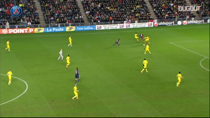 Incredible Goals: Ibrahimovic Vs Nantes In 2014