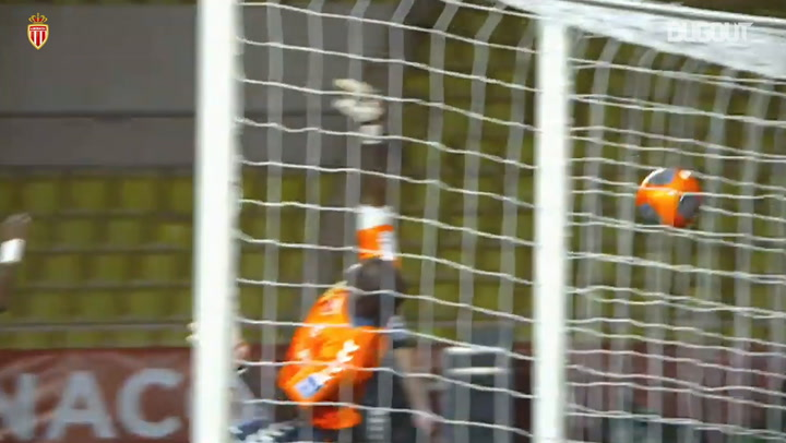 AS Monaco's latest goals vs Reims