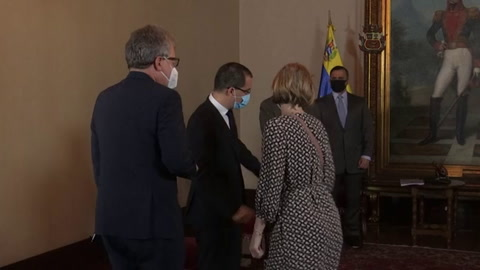 Venezuela entrega a ONU informe de procesos por violaciones de DDHH