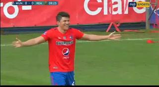 Municipal ya está derrotando al Real España por Copa Premier Centroamericana