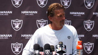 """Vegas Nation: Olson believes Carr, QBs have developed """"thick skin"""" under Gruden"""