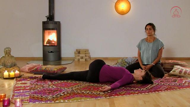 Yin Yoga für entspannte Hüften