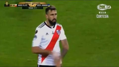 River Plate empata 1-1 ante Boca Juniors en la final de Copa Libertadores