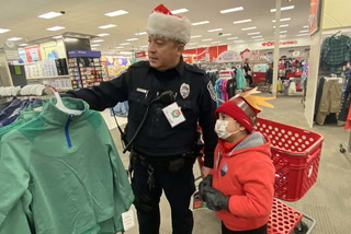 Shop with a Cop North Las Vegas