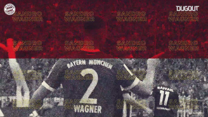 Sandro Wagner's best FC Bayern moments