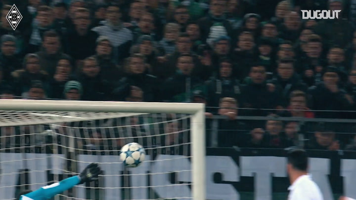 Borussia Mönchengladbach's greatest Champions League goals