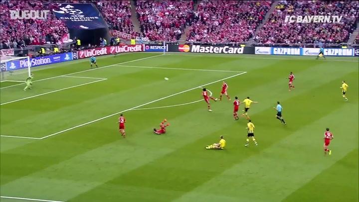 أفضل تصديات مانويل نوير في دوري أبطال أوروبا