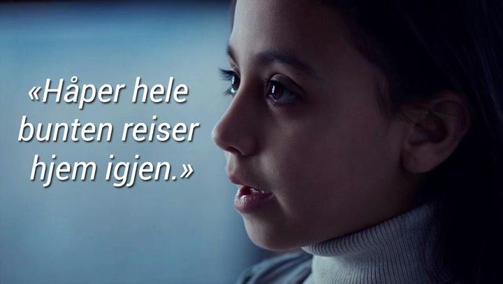 Flyktningbarna leser hatefulle kommentarer om seg selv