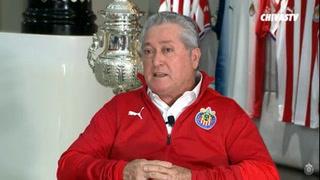 Víctor Manuel Vucetich es nuevo técnico de las Chivas,