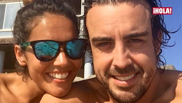 La sorprendente ruptura de Fernando Alonso y Lara Álvarez