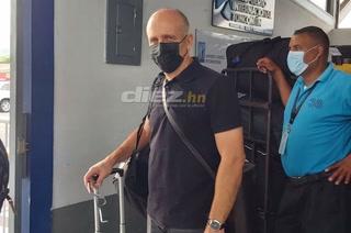 El técnico Fabián Coito y su asistente Miguel Falero se marchan de Honduras en silencio