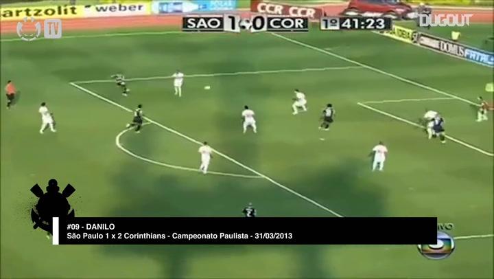 Danilo's incredible strike sinks São Paulo
