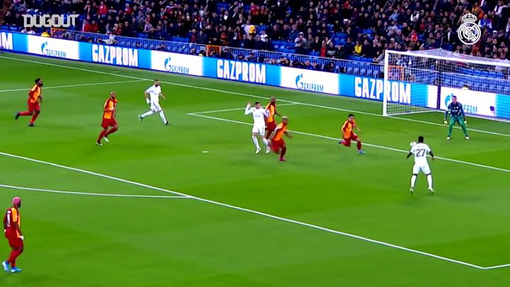 تمريرات مارسيلو الحاسمة في دوري أبطال أوروبا هذا الموسم