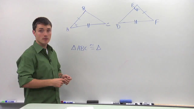 SSS and SAS - Problem 3